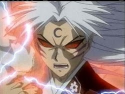 This sexy demon right here. SESSHOMARU MARY ME! (Jk I'm not the fangirl-ish...he has to ask me first :p)