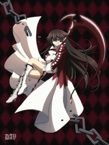 alice the blood stained black rabbit from pandora hearts