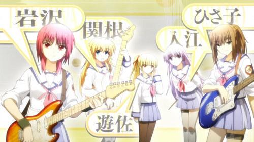 girls dead monster!!! (angel beats!)