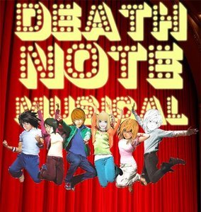 death note musical!