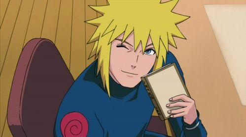 Minato Namikaze from Naruto ^^