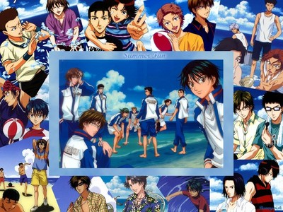 prince of tennis..it's summer!!