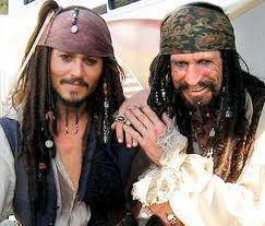 Captain Teague is the father of Jack Sparrow, so why are their ...