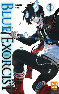 Rin from ao no exorcist