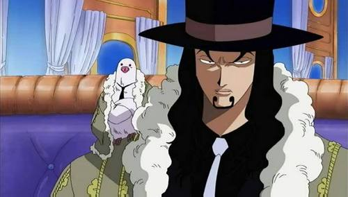 rob lucci from one piece