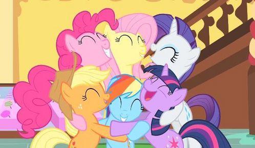 My Little Pony: Friendship is Magic! :D