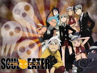 Get ready for a totally shocking answer. Okay, maybe not. Soul Eater! <3 I adore this show...