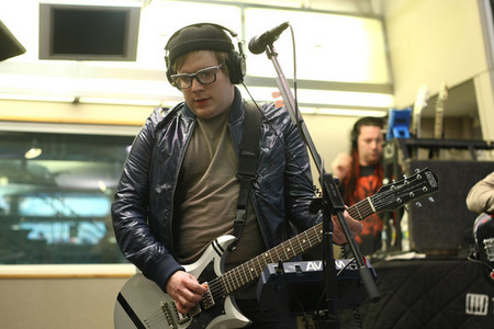 I'm gonna say this again for the ten thousandth time....PATRICK STUMP!!! <3 HE WILL ALWAYS BE MY CRUSH!!!!!!!