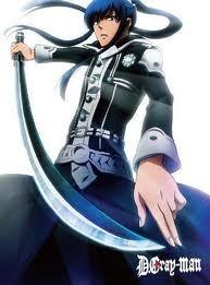 Yu Kanda from d.gray-man