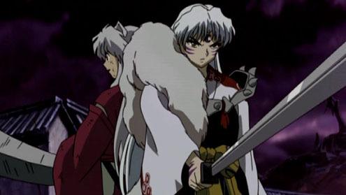 inuyasha and sesshomaru!!!!!!!!!!!!!!!:)