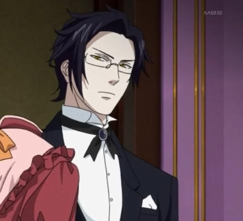 Claude Faustus. He is my پسندیدہ character from Kuroshitsuji. In fact, he is pretty much my پسندیدہ character... ever. X3