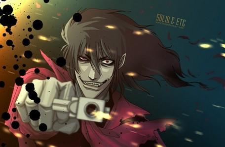 alucard from hellsing ~