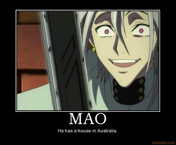 I am from Australia and: