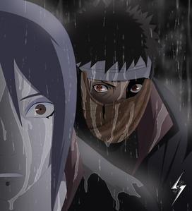 Madara Uchiha 0.0 The picture is from the Manga I think ^^ Poor Konan :(
