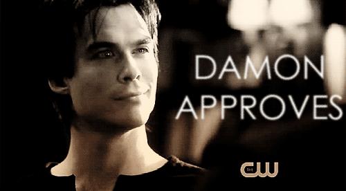 Cuz Damon approves of it!