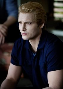 I would marry Carlisle any day. If he proposed to me (that is...if only he were real), I would without a doubt faint away instantly. He's the perfect vampire. He has morals, he loves passionately, he is wise, and he is forever faithful. Who WOULDN'T want a smart, beautiful, charming, endearing, and loyal husband? :) To be Mrs. Carlisle Cullen is one of my favorite fantasies :D <3 <3 <3 The key to my heart will always belong to Carlisle <3