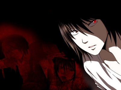 Beyond Birthday または BB from Death Note<3