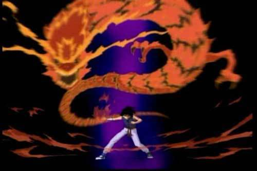 Recca's Flame Dragon ;]