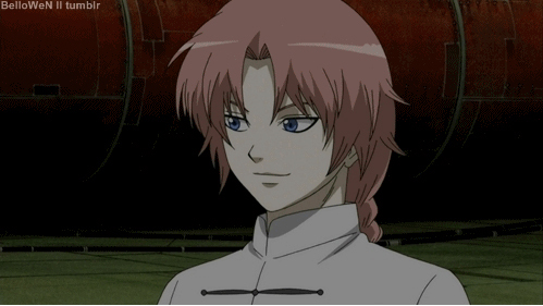 Kamui is the hottest アニメ boy he's cute and evil <3 <3 he's from 銀魂