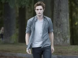 omg of course that it would be Edward Cullen! Cinta him <3 <3 <3