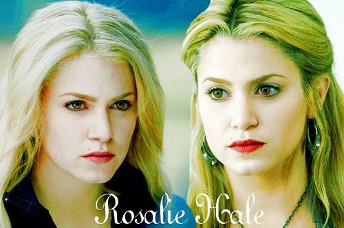 i will like to be rosalie atau alice atau bella