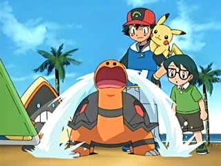 Best of Ash's Pokemon day 3: Hoenn *spoilers* - Pokemon