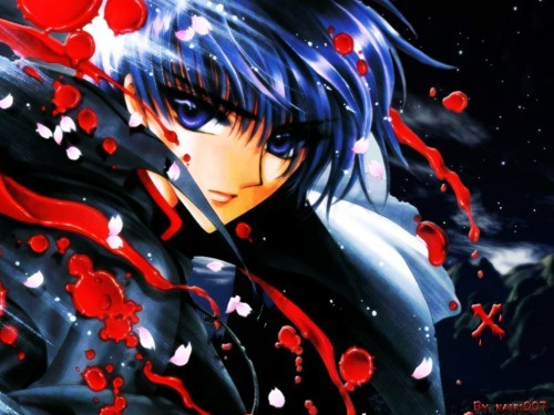 Kamui Shirō from X clamp.. he sure is hot.. but he's not my favorite.. :))