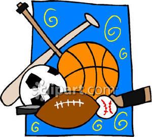 My kegemaran two to watch are bola keranjang and volleyball, my kegemaran two to play are baseball and bowling.