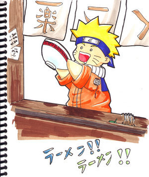 Naruto رامین is the best ^^