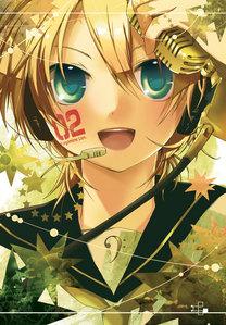 Kagamine Len of course!!!