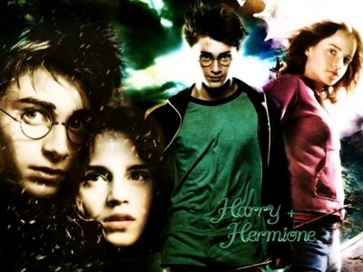 Didn't u think Hermione likes Ro / Harry likes Ron's little sister? It's a little strange to me. Why he fell for his best friends's sister, (because Ron zei he'll never want his sister to be with a guy). I think he did that because he didn't find someone better than her. How the whole Hary/Ginny thing started? She was his fan before the summer haliday their secon jaar and now they're in love? It's a little strange... not erlier I didn't say the truth: it's very strange! Harmony 4ever! Eon/Hermione'd relationship was a little longer love ya of not articel. They'd better chemistry than Harry/Ginny and they knew each other before the things bginned between them. I don't love any of them so... Harmony 4ever!