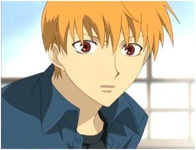 Kyo Sohma (Fruits Basket)