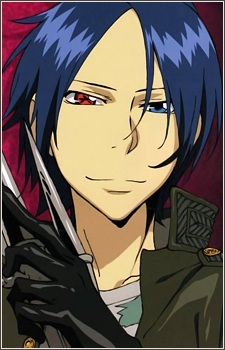 Mukuro only has one red eye but I thought I would include him anyway. :)