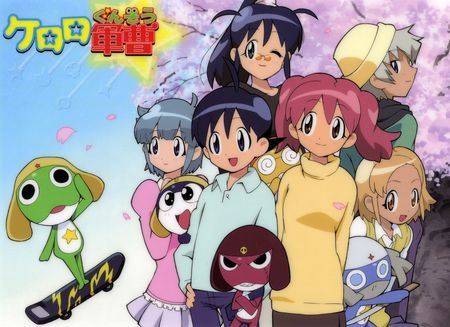 Zatch Bell!/Konjiki no Gash Bell! Sgt. Frog/Keroro Gunso Doreamon Case Closed/Detective Conan