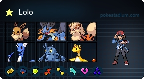 I l'amour my team (: I might evolve my eevee to Umbreon Still thinking..