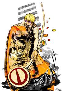 Shizuo from Durarara!!