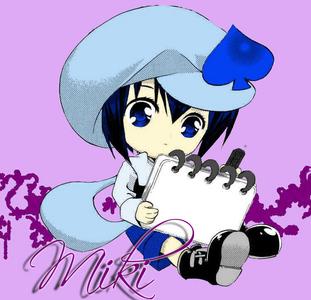 Shugo Chara's Miki <33