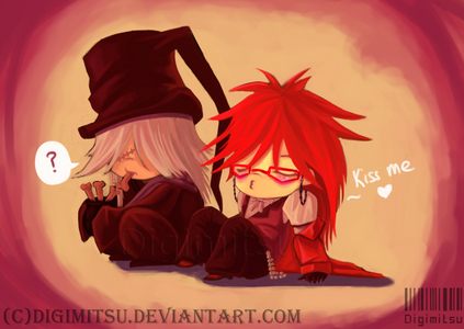 Undertaker with grell :)