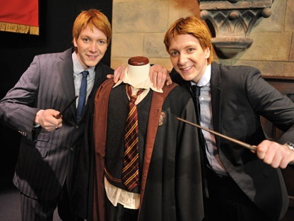 "-""What are fred figglehorn and I? seguinte door neighbours?-. George Weasley (When Molly says Ron is a prefect like everyone in the family). I also amor this one: -Don't be a prat, Neville, that's illegal,' said George. 'They wouldn't use the Cruciatus curse on the champions. I thought it sounded a bit like Percy singing… maybe you've got to attack him while he's in the shower, Harry. (When Harry opens the egg)"