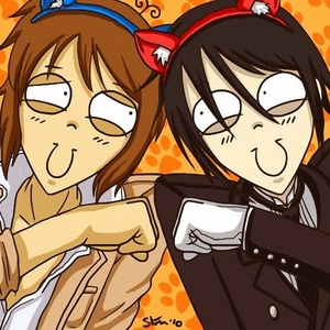THANK آپ FOR CORRECTING YOURSELF. ;V; My پسندیدہ عملی حکمت is Hetalia. My پسندیدہ Manga is Dance in the Vampire Bund. And now for a random picture with a Hetalia character.