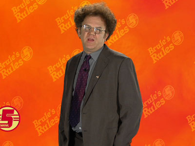 Obviously, آپ have NEVER heard of Steve Brule. He is a SEXY BEAST.