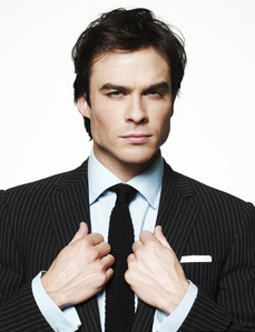 I don't see how anyone finds Patrick Stump good-looking. Seriously -.- No offense. But Ian Somerhalder(: