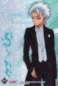 can you post an anime guy wearing tuxedo or butler outfit