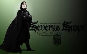 I'm lezbo, but I'll admit I have a crush on Severus Snape, so I guess him..... X) I'm odd, I know.