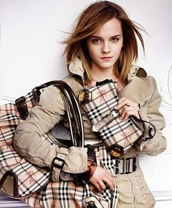 its 4m a burberry photoshoot...