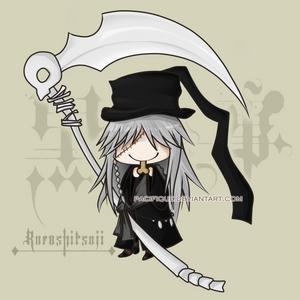 chibi undertaker