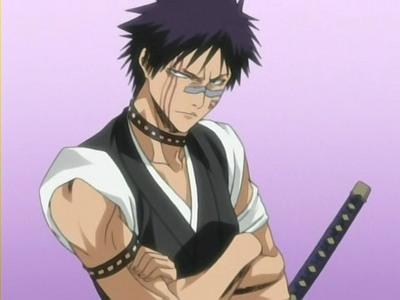 Since Renji was taken... Shuhei!!