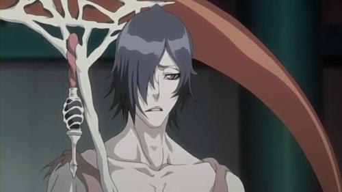 Shizuku from Bleach