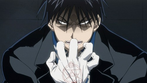 Roy Mustang. Do gloves count?