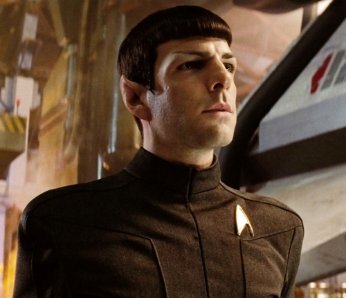 """Live Long and Prosper""-Spock ""Once آپ have eliminated the impossible, whatever remains, however improbable, must be the truth""-Spock ""I solemnly swear that I am up to no good""-George Weasley ""Good men don't need rules. Today is not the دن to find out why I have so many""-The Doctor ""I'm the one who gripped آپ tight and raised آپ from Perdition""-Castiel"
